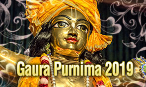 Gaura Purnima 2019