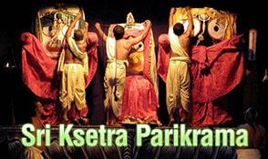 Sri Ksetra Parikrama