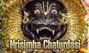 Nrisimha Chaturdasi 2018