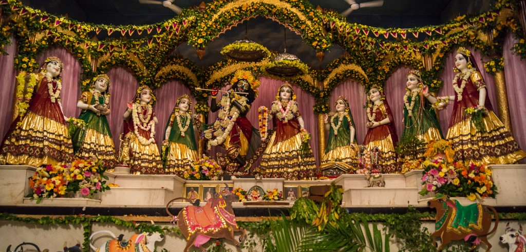 Janmastami Celebrations - Mayapur com