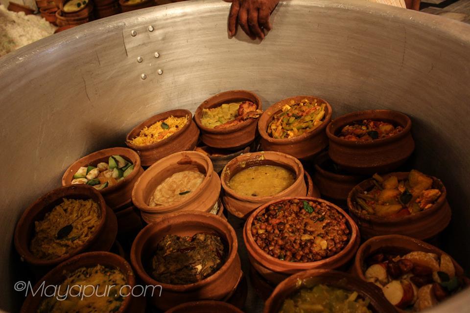 Govardhan Pooja Festival - Mayapur com