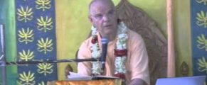 Bhakti Gauravani Swami